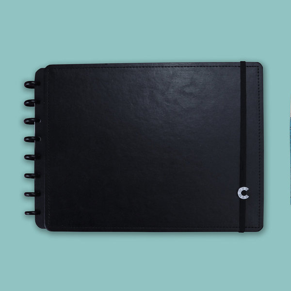 Cahier Intelligent pour dessin A4 Basic black